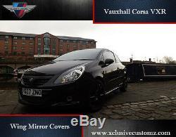 Opel Corsa Vxr Rétroviseur Housses pour Corsa D Tuning