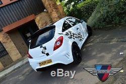 Opel Corsa Vxr Spoiler pour Corsa D Tuning