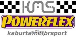 PF80K-1001 SILEN-BLOC POWERFLEX Handling pack Vauxhall Corsa D VXR, 3