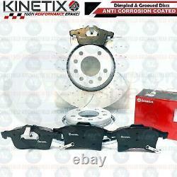 Pour Opel Corsa D 1.6 Vxr 2007-2011 Frein Avant Disques & Plaquettes Brembo