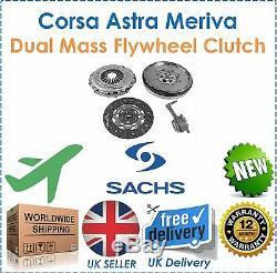 Pour Opel Corsa MK3 1.6 Sri Vxr Sachs Volant Moteur Embrayage Bi Masse & Csc
