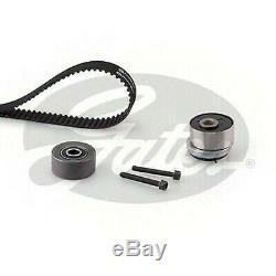 Pour Opel Corsa MK3 1.6 Vxr 204HP -14 Gates Kit Courroie Distribution