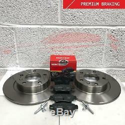 Pour Vauxhall Corsa 1.6 Vxr Nurburgring Clubsport Frein Arrière Mintex Patins