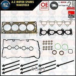 Pour Vauxhall Corsa Vxr 1.6 Z16LER Modifié Mls Joint de Culasse Rebuild Kit