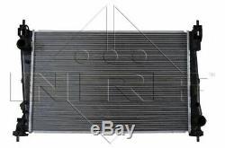 Radiateur pour Opel Corsa Mk III 1.6 Vxr 2007-2014