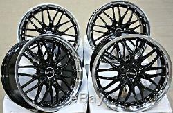 Roues Alliage 18 CRUIZE 190 Bp Pour Vauxhall Adam Astra MK5 & Vxr