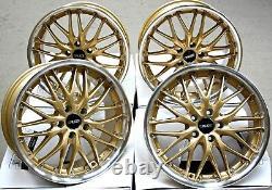 Roues Alliage 18 CRUIZE 190 Gdlp pour Opel Astra Adam Corsa E D H G+ Vxr