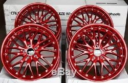 Roues Alliage 18 Cruize 190 Fcr pour Vauxhall Adam Astra Mk5 & Vxr