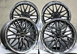 Roues Alliage 18 Cruize 190 Gmp pour Opel Calibra Corsa D & Vxr