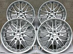 Roues Alliage 18 Cruize 190 Sp pour Opel Calibra Corsa D Vxr