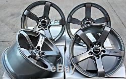 Roues Alliage 18 Cruize Blade GM pour Opel Calibra Corsa D & Vxr