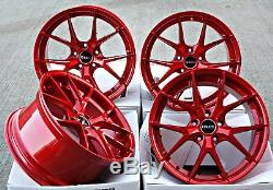 Roues Alliage 18 Cruize Gto Cr pour Vauxhall Adam Astra Mk5 & Vxr