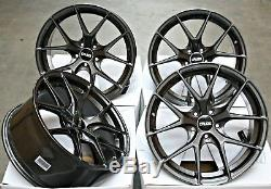 Roues Alliage 18 Cruize Gto GM pour Opel Adam Astra MK5 & Vxr