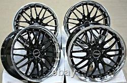 Roues Alliage 19 CRUIZE 190 Bp Pour Vauxhall Adam Astra MK5 & Vxr