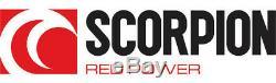 Scorpion 3 Non-Res Catback Échappement pour Opel Corsa D Vxr Nurburgring