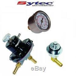 Sytec Essence Régulateur de Pression Kit +Jauge Carburant Vauxhall Astra H Corsa