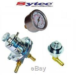 Sytec Kit Régulateur Pression Carburant+Jauge Carburant Vauxhall Astra / Corsa