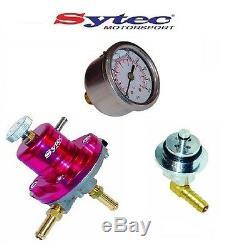Sytec Kit Régulateur Pression Carburant+Jauge Carburant Vauxhall Astra H  Corsa
