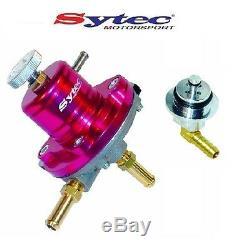 Sytec Sar Régulateur Pression Carburant + Vauxhall Astra H Corsa Vxr Essence