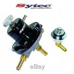 Sytec Sar Régulateur Pression Carburant + Vauxhall Astra H Corsa Vxr Rail