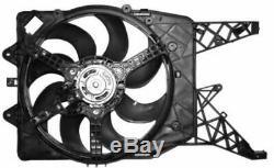 Tout Neuf Radiateur Ventilateur pour Opel Corsa Mk III 1.6 Vxr 2007-2014