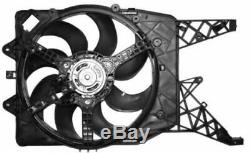 Tout Neuf Radiateur Ventilateur pour Opel Corsa Mk III 1.6 Vxr 2011-2014
