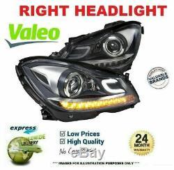 Valeo Droit Phare pour Opel Corsa Mk III 1.6 Vxr