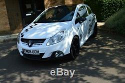 Vauxhall Corsa Complet Corps Kit Vxr Style Exclusif 2006-2011