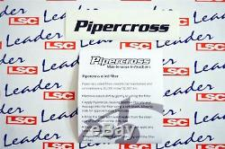 Véritable Pipercross Performance Air Filtre 80mm Opel Astra Turbo / Vxr
