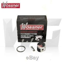 Wossner Forgé Piston Set pour Vauxhall Opel Corsa D Vxr OPC Z16LE 8.51